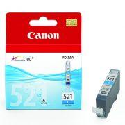 CANON CLI521 CYAN INK CARTRIDGE