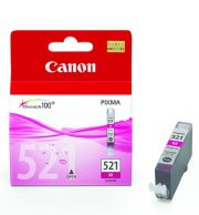 CANON CLI521 MAGENTA INK CARTRIDGE