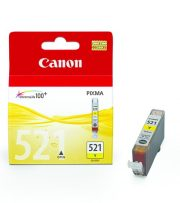 CANON CLI521 YELLOW INK CARTRIDGE
