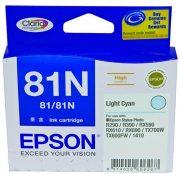 EPSON 81N LIGHT CYAN INK CARTRIDGE