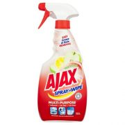 AJAX SPRAY & WIPE MULTIPURPOSE WITH TRIGGER 500ML