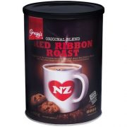 GREGGS RED RIBBON ROAST INSTANT COFFEE 500G