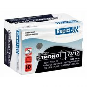 RAPID 73/12 STAPLES 5000PK