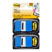 3M POST IT FLAGS 680 25X43MM BLUE 100PK