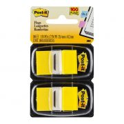 3M POST IT FLAGS 680 25X43MM YELLOW 100PK