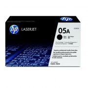HP 05A CE505A BLACK TONER CARTRIDGE