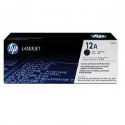 HP 12A Q2612A BLACK TONER CARTRIDGE