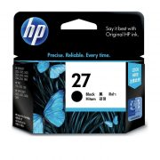HP 27 BLACK C8727 INK CARTRIDGE
