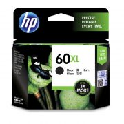 HP 60XL BLACK CC641WA INK CARTRIDGE