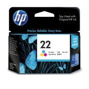HP 22 TRI COLOUR C9352AA INK CARTRIDGE