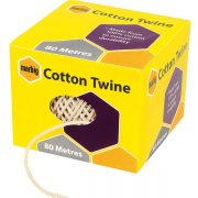 MARBIG STRING COTTON 80M NATURAL TWINE