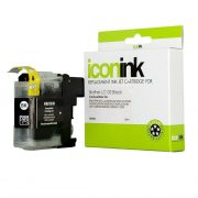 BROTHER COMPATIBLE LC133 INK CARTRIDGE BLACK