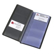 MARBIG BUSINESS CARD FILE 208 CARDS