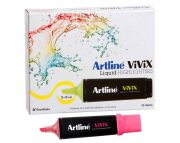 ARTLINE VIVIX HIGHLIGHTER PINK BOX 10