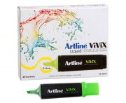 ARTLINE VIVIX HIGHLIGHTER GREEN BOX 10