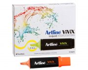 ARTLINE VIVIX HIGHLIGHTER ORANGE BOX 10