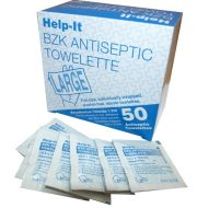 ANTISEPTIC WIPES PK50