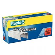 RAPID 26/8 STAPLES 5000PK