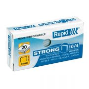 RAPID 10/4 NO.10 STAPLES 1000 PACK