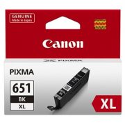 CANON CLI651XL BLACK HIGH YEILD INK CARTRIDGE