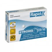 RAPID 23/10 STAPLES 1000PK