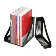 MARBIG ENVIRO MODULAR BOOK RACK BLACK