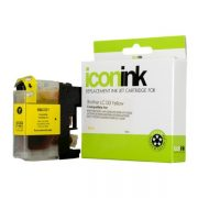 BROTHER COMPATIBLE LC133 INK CARTRIDGE YELLOW