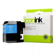 BROTHER COMPATIBLE LC135XL INK CARTRIDGE CYAN