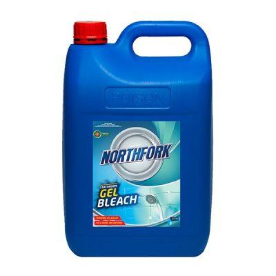 NORTHFORK BATHROOM GEL BLEACH ANTIBACTERIAL 5L