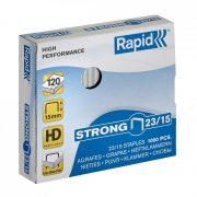 RAPID STAPLES 23/15 1000PK