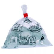 KEVRON KEY TAGS ID5 CLEAR PACK 50