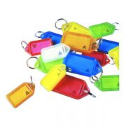 KEVRON KEY TAGS ID5 ASSORTED SINGLE