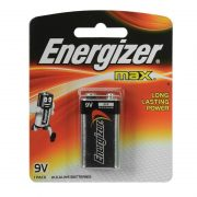 ENERGIZER MAX 9V BATTERY