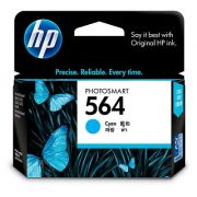 HP 564 CYAN CB318WA INK CARTRIDGE