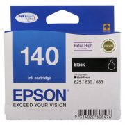 EPSON 140 BLACK T140192 INK CARTRIDGE