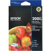 EPSON 200XL VALUE PACK INK CARTRIDGE