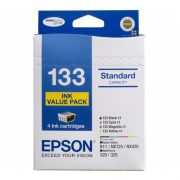 EPSON 133 VALUE PACK INK CARTRIDGE