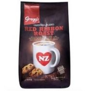 GREGGS RED RIBBON ROAST INSTANT COFFEE REFILL 400G
