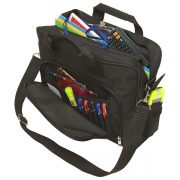 MARBIG CONVENTION BAG ZIPPED BLACK