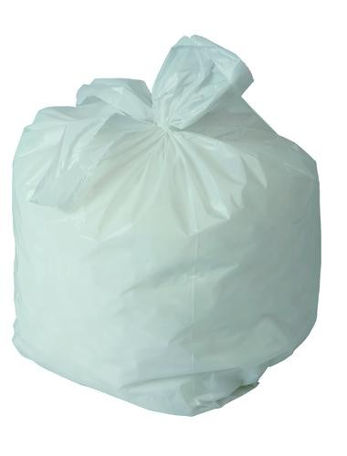 PACIFIC BAGS KITCHEN LINER RUBBISH BAG 600 X 710MM 50 PACK