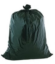 ECOPAL TIE TOP RUBBISH BAG 640 X 950MM 20PK