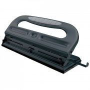 ACME AP303 3 HOLE PUNCH HEAVY DUTY BLACK