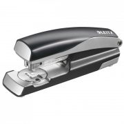 LEITZ STYLE METAL STAPLER SATIN BLACK