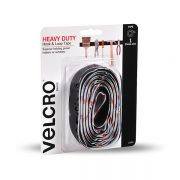 VELCRO BRAND HEAVY DUTY HOOK & LOOP FASTENERS TAPE 25MMX1M