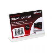 DEFLECTO NAME CARD HOLDER 90 X 60MM