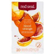 RED SEAL FRUIT TEA BLOOD ORANGE 20PK