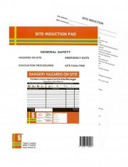TAKE 5 SITE INDUCTION PAD