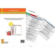TAKE 5 SAFETY INSPECTION PAD