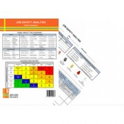 TAKE 5 JOB SAFETY ANALYSIS (JSA) PAD