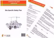 TAKE 5 CONTRACTOR SSSP CHECKLIST PAD